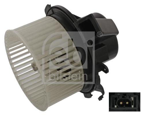 Chauffage et climatisation FEBI BILSTEIN 38661 (X1)