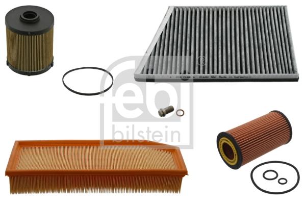 Pack entretien (filtres, autres) FEBI BILSTEIN 38716 (X1)