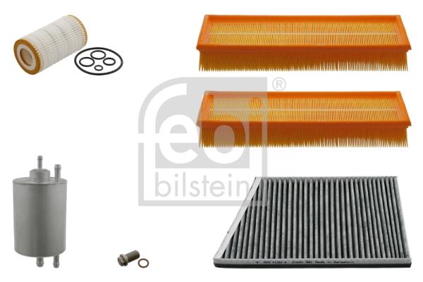Pack entretien (filtres, autres) FEBI BILSTEIN 38730 (X1)