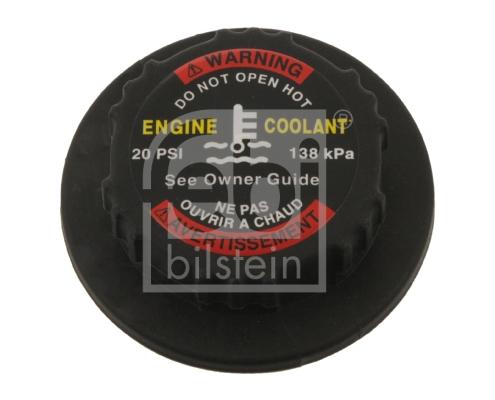 Bouchon, reservoir de liquide de refroidissement FEBI BILSTEIN 38801 (X1)