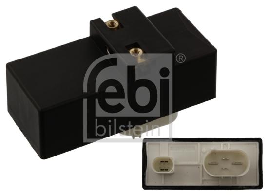 commande, ventilateur electrique (refroidissement) FEBI BILSTEIN 39739 (X1)