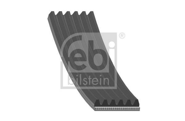 Courroie d'accessoire FEBI BILSTEIN 39787 (X1)