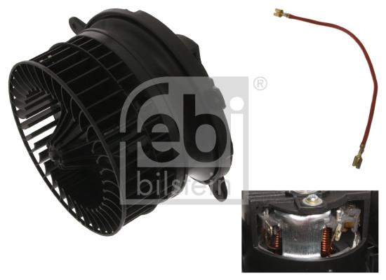 Chauffage et climatisation FEBI BILSTEIN 40175 (X1)
