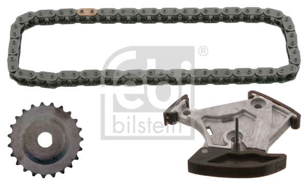 Chaine de pompe a huile FEBI BILSTEIN 40265 (X1)