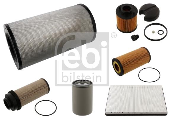 Pack entretien (filtres, autres) FEBI BILSTEIN 43591 (X1)