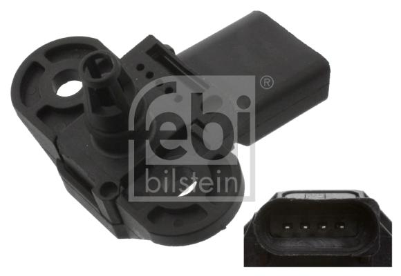 Capteur, pression de suralimentation FEBI BILSTEIN 44242 (X1)