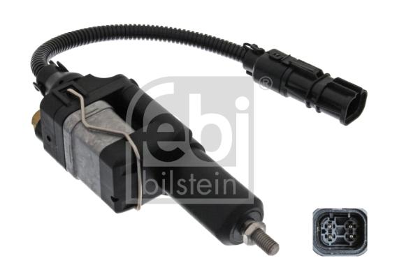 Soupape, réaspiration/contrôle des gaz d'échappement FEBI BILSTEIN 44426 (X1)