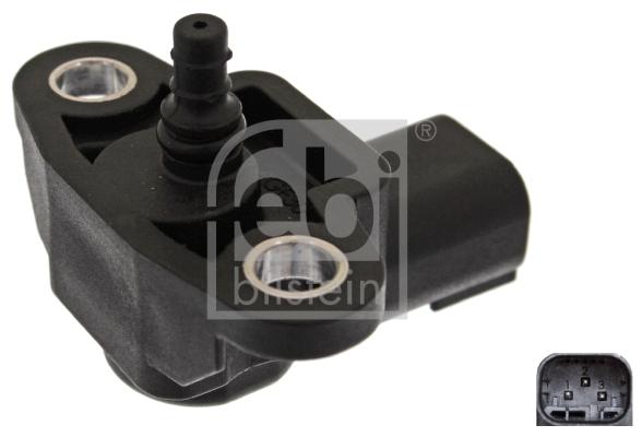 Capteur, pression de suralimentation FEBI BILSTEIN 44466 (X1)