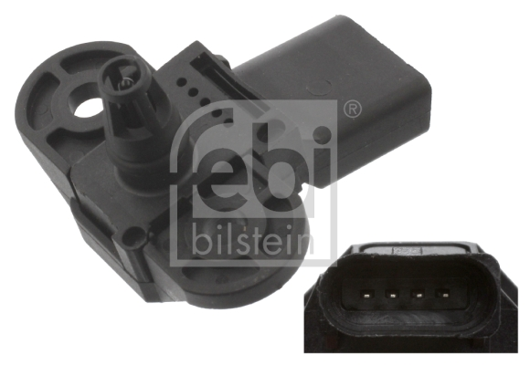 Capteur, pression de suralimentation FEBI BILSTEIN 45079 (X1)