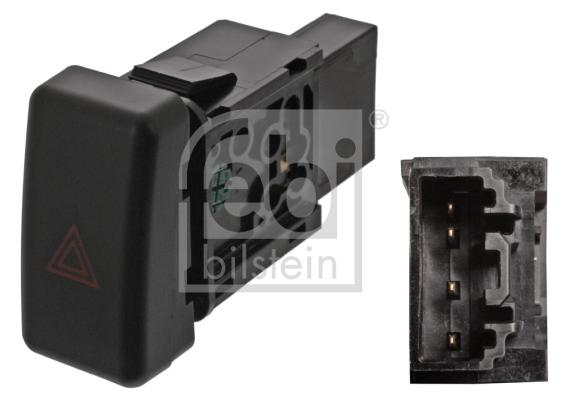 Commandes Eclairages / Signalisation/ Essuyage FEBI BILSTEIN 45361 (X1)