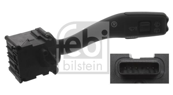 interrupteur, commande essuie glace FEBI BILSTEIN 45697 (X1)