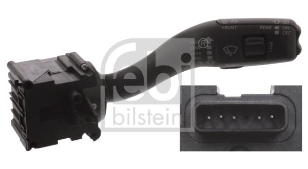 interrupteur, commande essuie glace FEBI BILSTEIN 45700 (X1)