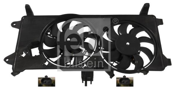 Ventilateur de radiateur FEBI BILSTEIN 45900 (X1)