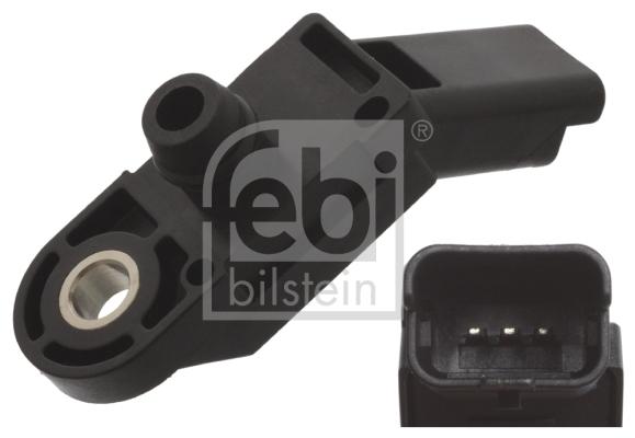 Capteur, pression du tuyau d'admission FEBI BILSTEIN 45923 (X1)