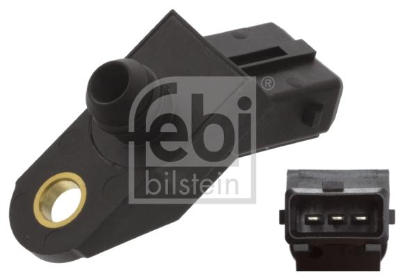 Capteur, pression du tuyau d'admission FEBI BILSTEIN 45927 (X1)
