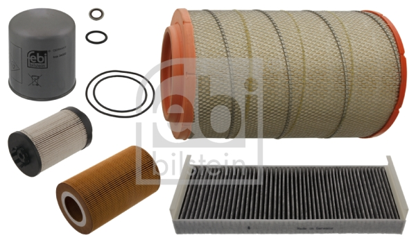 Pack entretien (filtres, autres) FEBI BILSTEIN 46300 (X1)