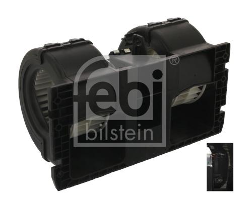 Chauffage et climatisation FEBI BILSTEIN 46345 (X1)
