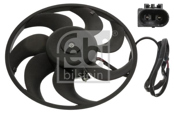 Ventilateur de condenseur FEBI BILSTEIN 47337 (X1)