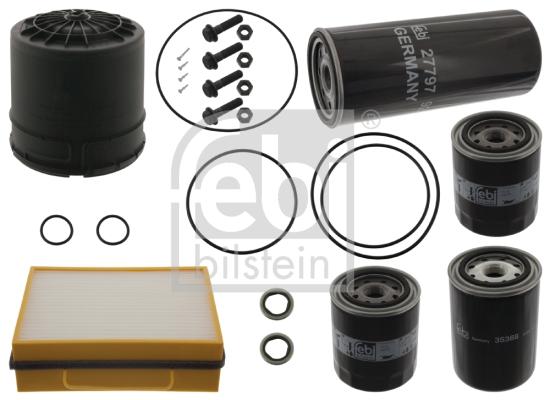 Pack entretien (filtres, autres) FEBI BILSTEIN 47965 (X1)