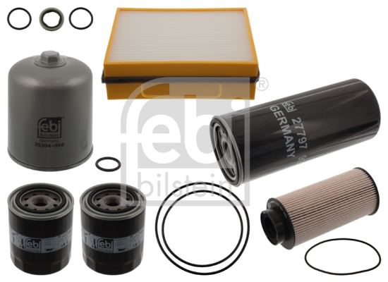 Pack entretien (filtres, autres) FEBI BILSTEIN 47967 (X1)