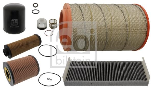 Pack entretien (filtres, autres) FEBI BILSTEIN 47969 (X1)