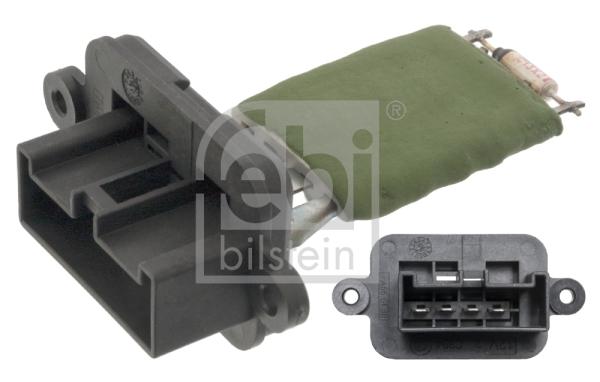 Resistance moteur de ventilateur de chauffage FEBI BILSTEIN 48299 (X1)
