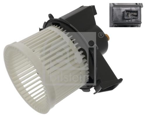 Chauffage et climatisation FEBI BILSTEIN 48600 (X1)