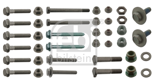 Eléments bras de suspension FEBI BILSTEIN 48901 (X1)