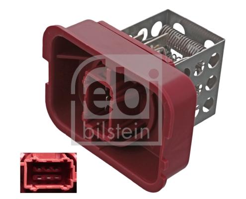 Resistance moteur de ventilateur de chauffage FEBI BILSTEIN 48926 (X1)
