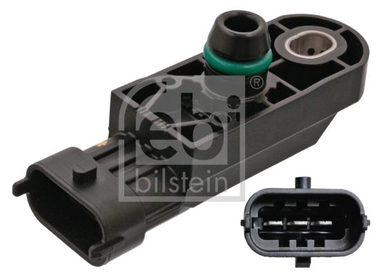 Capteur, pression du tuyau d'admission FEBI BILSTEIN 49441 (X1)