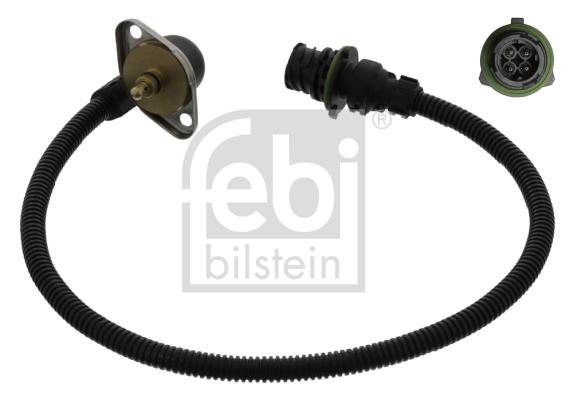Capteur, pression de suralimentation FEBI BILSTEIN 49598 (X1)