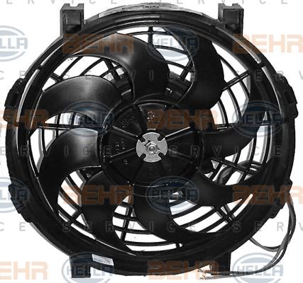 Ventilateur de condenseur BEHR HELLA SERVICE 8EW 351 031-011 (X1)