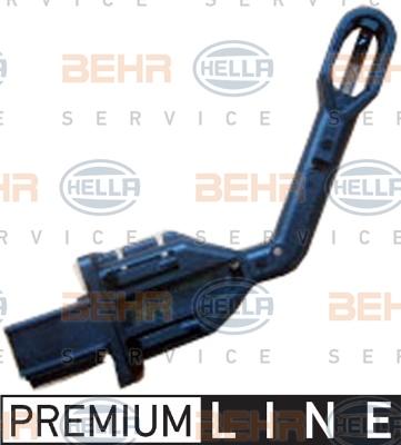 Capteur, température intérieur BEHR HELLA SERVICE 6ZT 351 080-401 (X1)