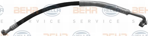 Flexible de climatisation BEHR HELLA SERVICE 9GS 351 191-251 (X1)