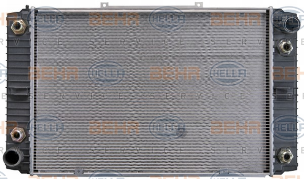 Radiateur de refroidissement BEHR HELLA SERVICE 8MK 376 710-391 (X1)