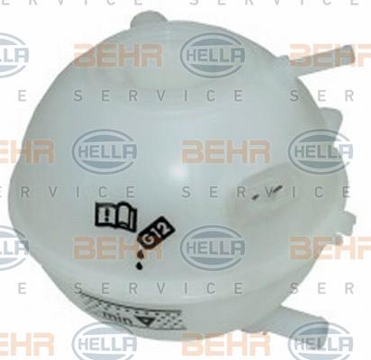 Vase d'expansion BEHR HELLA SERVICE 8MA 376 755-041 (X1)