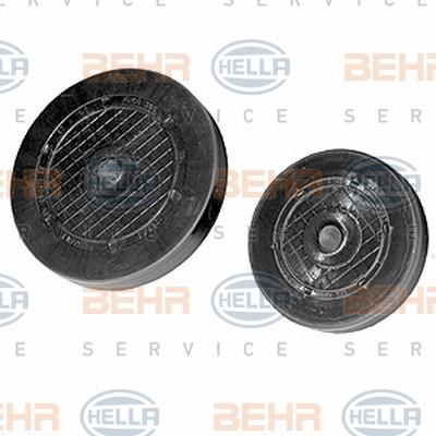 Axe de culbuteurs BEHR HELLA SERVICE 9XU 376 819-181 (X1)