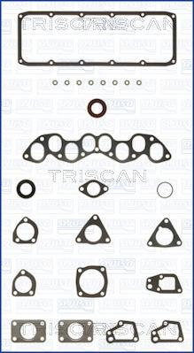 Moteur TRISCAN 597-2525 (X1)