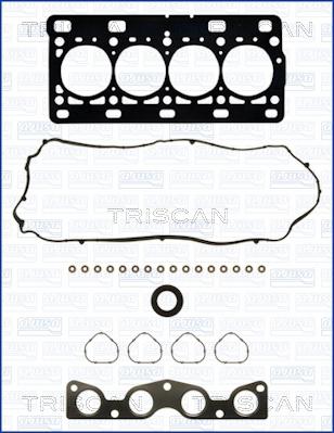 Moteur TRISCAN 598-6068 (X1)