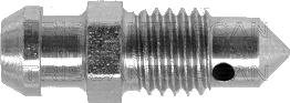 Vis de purge d'air de soupape et d'étrier de frein TRISCAN 8105 3656 (X1)