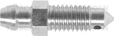 Vis de purge d'air de soupape et d'étrier de frein TRISCAN 8105 3663 (X1)