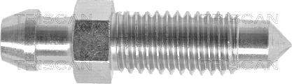 Vis de purge d'air de soupape et d'étrier de frein TRISCAN 8105 3673 (X1)
