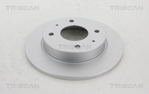 Disque de frein arriere TRISCAN 8120 10188C (X1)