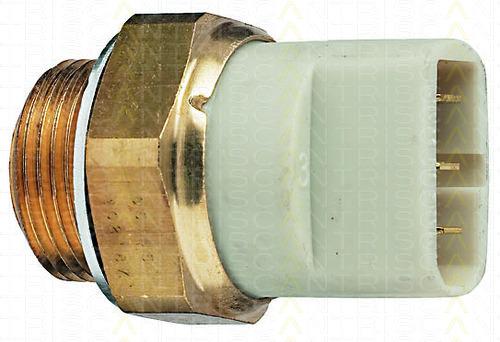 Interrupteur de temperature, ventilateur de radiateur TRISCAN 8625 47095 (X1)