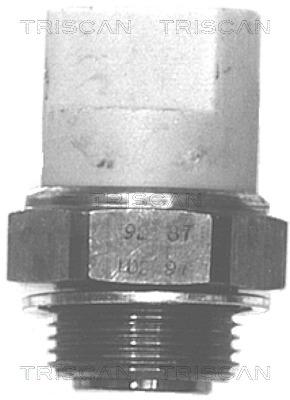 Interrupteur de temperature, ventilateur de radiateur TRISCAN 8625 49092 (X1)