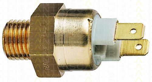 Interrupteur de temperature, ventilateur de radiateur TRISCAN 8625 76087 (X1)
