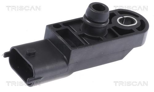 Capteur, pression du tuyau d'admission TRISCAN 8824 10025 (X1)