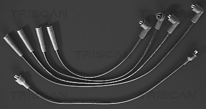 Cable d'allumage TRISCAN 8860 4003 (X1)
