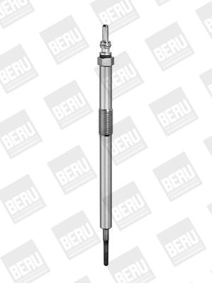 Bougie de prechauffage BERU GE124 (X1)