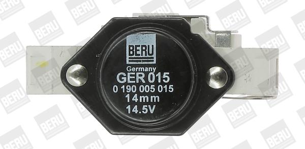 Regulateur d'alternateur BERU GER015 (X1)